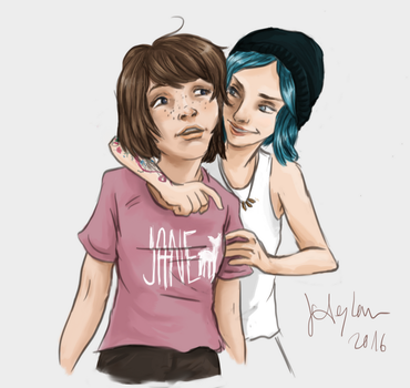 Life is Strange by Leinnon