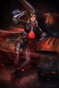 Soviet Tracer by SovietDOOMer