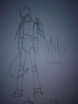 Milo Human by MMSO-2014
