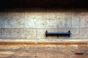 Silent Seat by UrbanRural-Photo