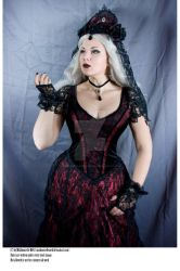 Russian Gothic Tale 004 Stock by MADmoiselleMeliStock