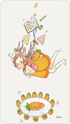 Carrots got this by Quiss