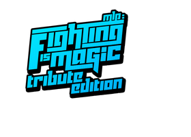 Fighting is Magic (Tribute Edition) Logo Vector by sitrirokoia