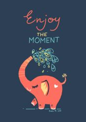 Enjoy the Moment by freeminds