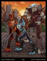 Windrider Cover - Colours by pixelfish