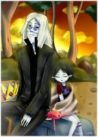 Simon and Marcy by Danny-chama