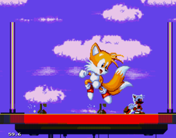 I found Tails.exe in my Sonic 3 by Ghostbustersmaniac