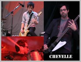 Chevelle by BendxThexBracket