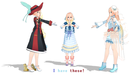 MMD Vocaloid I have them! by Ryad2006