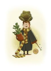 Neville Longbottom by mikemaihack