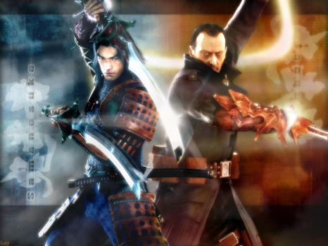 Onimusha 3 Wallpaper by Billysan291
