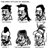 The Styles of Saddam by kuso