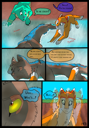 World of Wolves Page 43 by Sooty123