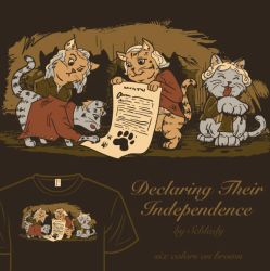 Declaring Their Independence by Schlady