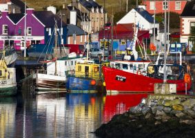 Dingle Harbour by cprmay