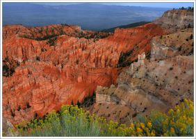 Bryce canyon by KlaraDrielle