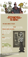 Apocalyptic Horseplay - CH1 Footnotes by Boredman