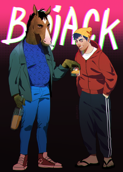 Bojack by Muchinery