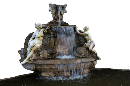 Water Statues PNG by chaseandlinda