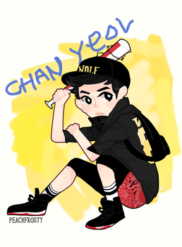 Chanyeol by Sunnydea
