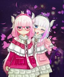 Vrchat Kana couple by Newsalle