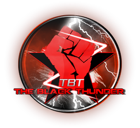 The Black Thunder Clan Logo by uicreation