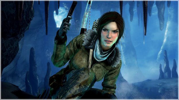 Rise of the Tomb Raider by ReD8ull