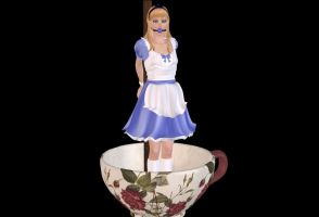 Alice in Distress-Land 5 by spittingcobra