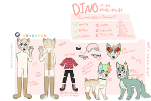 .: Dino ref 2016 :. by waterparkss