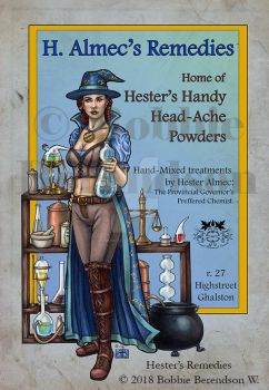 Hesters Remedies by BobbieBerendson