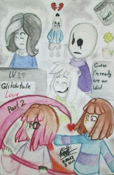 GlitchTale Love part 2 by Kristalina-Shining