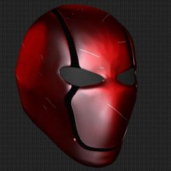 Red Hood for M4 by Lord-Crios