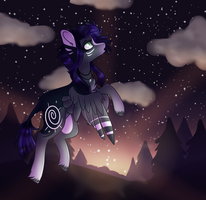 [AT] Child of the Night (+ Speedpaint) by CandyCrusher3000