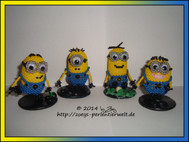 BANANA! Minions by Zoey-01