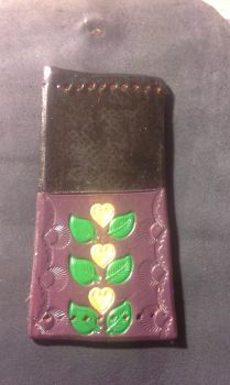 Leather Pouch Strap 14 by ZirratheGoldenFox