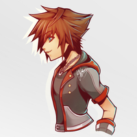 Kingdom Hearts 3 - Sora by Hyuei