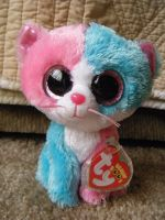 Ty Beanie Boo Cat-Fiona by ShadoweonCollections