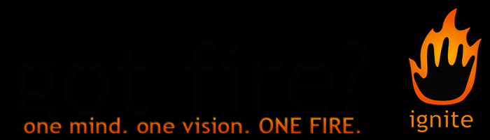 Ignite new logo by thedrummerboii