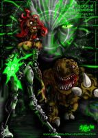 System Shock 2 - Cyber Horror by ppmaster