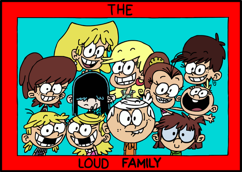 One Big Happy Family by PenNPencilAB