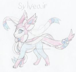 Sylveair by Kimmythedragoness