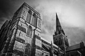 Chichester Cathedral II by AstarothSquirrel