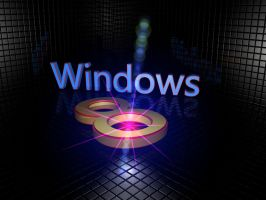 Wallpaper Windows 8 by joancosi