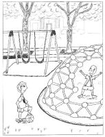 Under 4 Feet, Playground Superheroes, page 3 by LucyQ602
