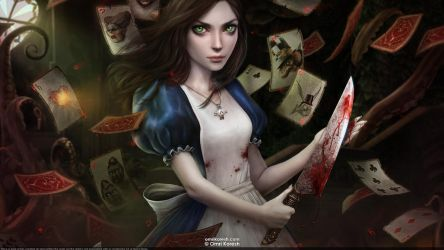 Alice: Madness Returns by OmriKoresh