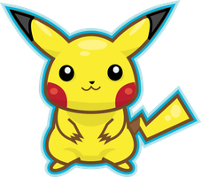 Summer 10_64 Pikachu by PiNkOpHiLiC