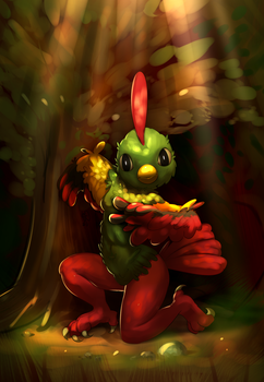 Natu by elPatrixF