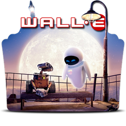 WALLE (2008) v2 by DrDarkDoom