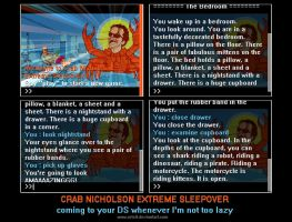 CRAB NICHOLSON EXTREME PREVIEW by Orteil