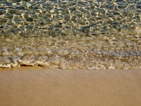 Crystal Clear Water V by Baq-Stock